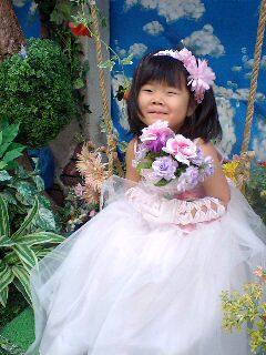 2011年 4歳のお正月