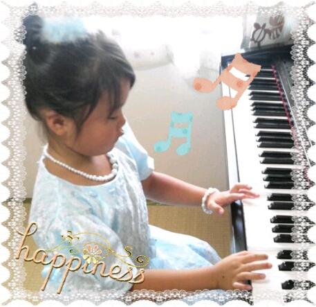 初・ピアノ発表会